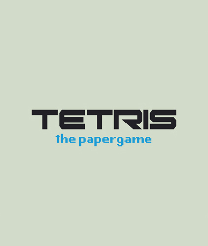 tetris the paper game